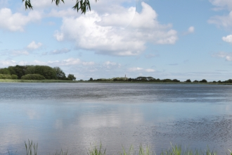 Holywell Pond panormaic - Steven Playle