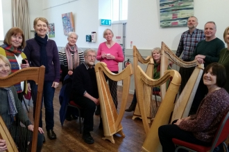 Event - Harp for beginners