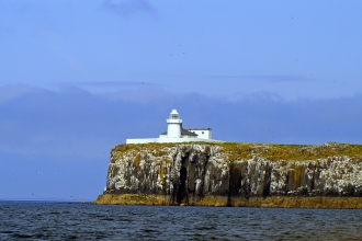 Farne Isles lighthouse - Kevin O'Hara