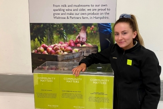 Chloe Mark Waitrose - Waitrose & Partners