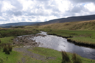 River Rede at Whitelee Moor - Duncan Hutt