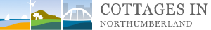 Cottages in Northumberland logo web small