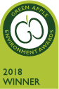 Green Apple award logo web small